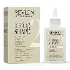 """Revlon - Лосьон """"2"""" для химической завивки для чувствительных волос, 100 млх3"""