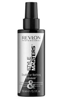 Revlon - Спрей для выпрямления волос с термозащитой Style Masters Double Or Nothing Dorn Lissaver, 150 мл