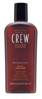 American Crew - Шампунь для ежедневного ухода за волосами Classic Daily Shampoo
