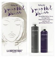 La Biosthetique - Набор для стайлинга Smooth & Shine, 150/250 мл