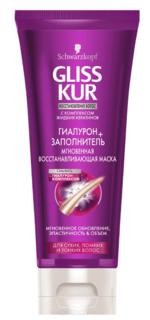 Schwarzkopf Professional - Маска для волос Гиалурон+Заполнитель Мгновенное восстановление, 200 мл