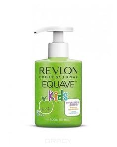 Revlon - Шампунь 2 в 1 для детей Shampoo Kids Equave, 300 мл