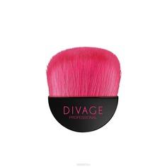 Divage - Кисть для румян из натуральной щетины Professional Line