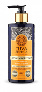 Natura Siberica - Био-бальзам укрепляющий Tuva Siberica, 300 мл