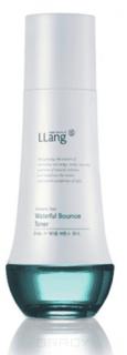LLang - Тоник увлажняющий с экстрактом женьшеня Ginseno: Soo Waterful Bounce Toner, 130 мл