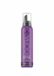 Schwarzkopf Professional - Игора Оттеночный мусс для волос Igora Color Expert Mousse, 100 мл (13 тонов)