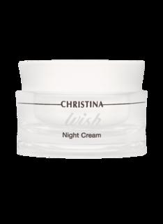 Christina - Ночной крем Wish Night Cream, 50 мл