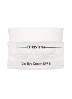Christina - Дневной крем для кожи вокруг глаз SPF 8 Wish Day Eye Cream, 30 мл