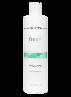 Christina - Очищающий тоник для жирной кожи Fresh Purifying Toner for oily skin, 300 мл