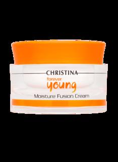 Christina - Крем для интенсивного увлажнения Forever Young Moisture Fusion Cream, 50 мл