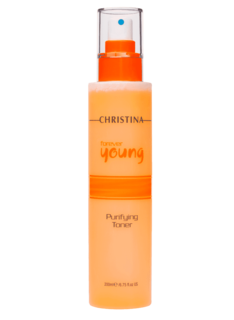 Christina - Очищающий тоник Forever Young Purifying Toner, 300 мл