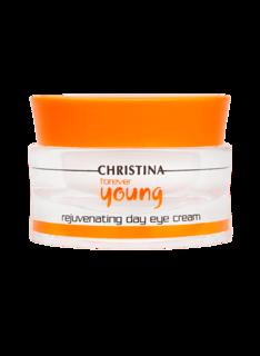 Christina - Омолаживающий дневной крем для кожи вокруг глаз SPF 15 Forever Young Rejuvenating Day Eye Cream, 30 мл
