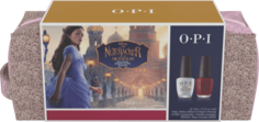 OPI - Подарочный набор: косметичка + 2 лака для ногтей (Ginger's Revenge & Tinker, Thinker, Winker?)
