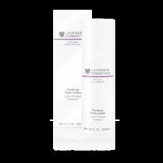 Janssen - Тоник-лосьон для жирной кожи с акне Purifying Tonic Lotion Oily Skin