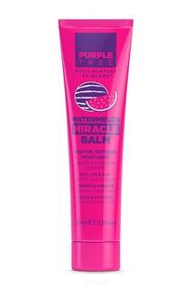 Purple Tree - Бальзам для губ Арбуз Miracle Balm Watermelon, 25 мл
