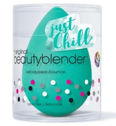 BeautyBlender - Спонж в цвете аквамарин Makeup Sponge Chill