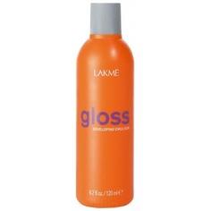 Lakme - Эмульсия проявляющая Gloss developing emulsion 2,7%