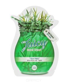 Holika Holika - Маска тканевая для лица Сок чайного дерева Tea tree Juicy Mask Sheet, 20 мл