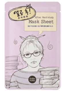 Holika Holika - Маска тканевая для лица После учебы After Mask Sheet-After Hard Study, 16 мл