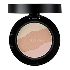 "Holika Holika - Хайлайтер для стробинга ""Фейс ту ченч"" Face 2 Change Volume Fit Strobing Highlighter, 9 гр"