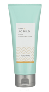 "Holika Holika - Пенка для лица ""Очищающая"" Skin and AC Mild Clear Cleansing Foam, 150 мл"