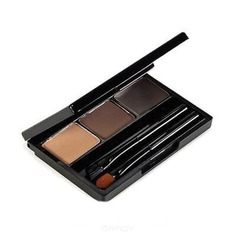 Holika Holika - Набор теней для бровей Wonder Drawing Eyebrow Kit, 02 Natural Brow