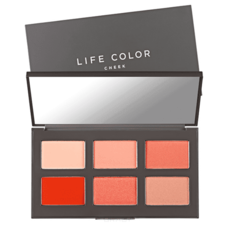 "It's Skin - Палетка румян ""Лайф Калор"" Life Color Palette [CHEEK], 2г*6 (2 вида)"