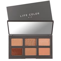 "It's Skin - Палетка теней для глаз ""Лайф Калор"" Life Color Palette [EYE], 1,8г*6 (2 тона)"