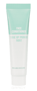 "Holika Holika - Праймер ""Фейс Кондишенер"" Face Conditioner Toneup Primer Mint, зеленый, 35 мл"