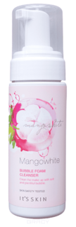 "It's Skin - Очищающая пенка ""Манго Вайт"" с дозатором MangoWhite Bubble Foam Cleanser, 150 мл"