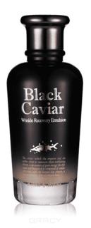 "Holika Holika - Питательная лифтинг эмульсия ""Черная икра"" Black Caviar Anti-Wrinkle Emulsion, 120 мл"