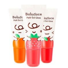 "It's Skin - Блеск-тинт для губ ""Бейби Фейс Петит"" Babyface Petit Tint Gloss, 8 г (3 тона)"