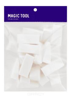 Holika Holika - Спонжи для тональной основы Magic Tool Foundation Sponge, 20 шт