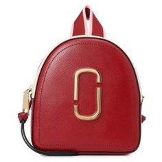 Рюкзак MARC JACOBS M0014533 темно-красный