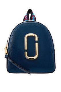 Кожаный мини-рюкзак Pack Shot Marc Jacobs