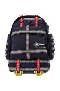 Синий рюкзак Eastpak x White Mountaineering Killington