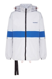 Куртка со светоотражающими полосами Unravel Project