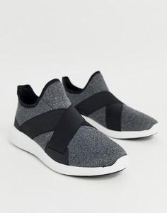Черные кроссовки с эффектом носка Aldo Cartyville - Черный