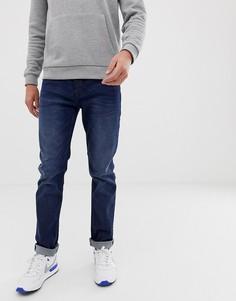 Узкие джинсы BOSS Delaware - Синий