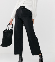 Черные джинсы-кюлоты Vero Moda Tall - Черный