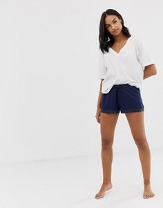 Пижамные шорты Tommy Hilfiger - Темно-синий