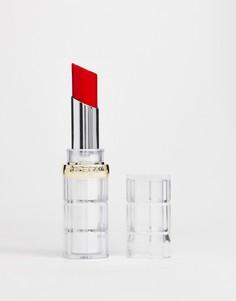 Губная помада LOreal Paris Color Riche Shine 352 Beautyguru - Красный LOreal