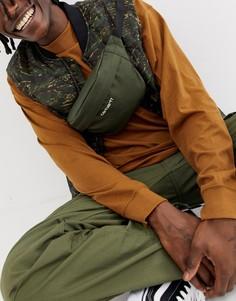 Зеленая сумка-кошелек на пояс Carhartt WIP Payton - Зеленый