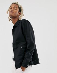 Черная куртка Carhartt WIP - Черный