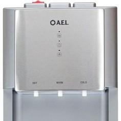 Кулер для воды AEL 811a LD silver