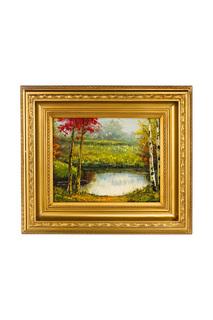 "Картина ""Осенний лес"" JANE AND JACK ART STUDIO"
