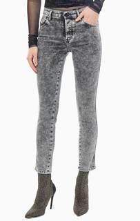 Серые укороченные джинсы Babhila Diesel