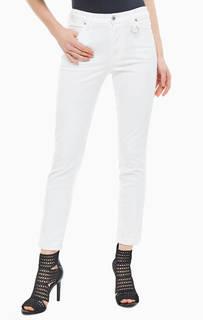 Белые укороченные джинсы Babhila Diesel