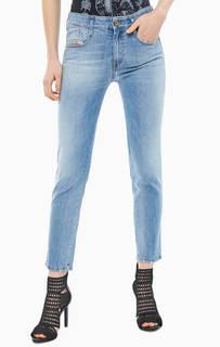 Зауженные джинсы с низкой посадкой D-Rifty Diesel