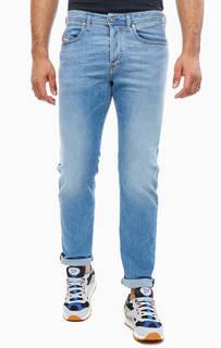 Зауженные джинсы Buster Diesel